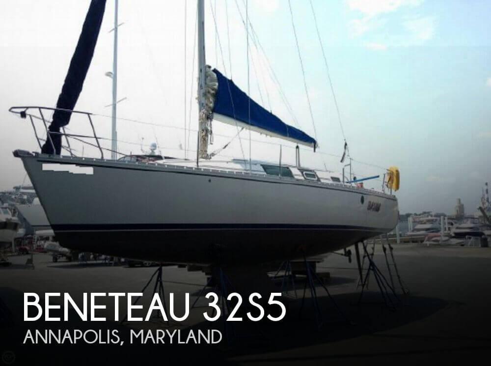 1990 BENETEAU 32S5 for sale