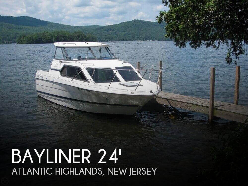 2000 Bayliner 2452 LX Ciera Express - Photo #1