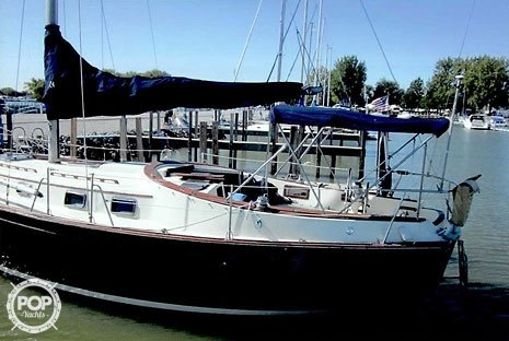 1978 Endeavour 37 Plan-A Sloop - Photo #2