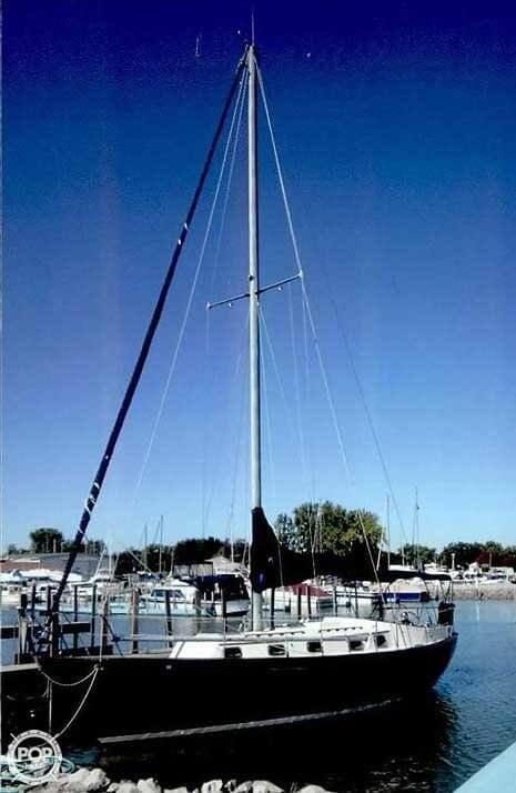 1978 Endeavour 37 Plan-A Sloop - Photo #4