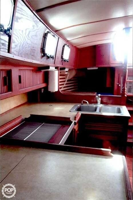 1978 Endeavour 37 Plan-A Sloop - Photo #7