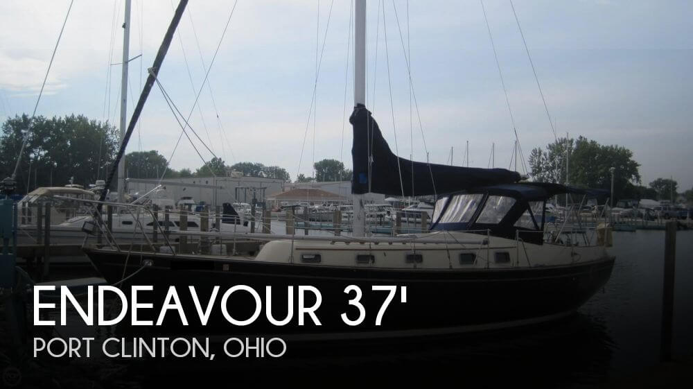 1978 Endeavour 37 Plan-A Sloop