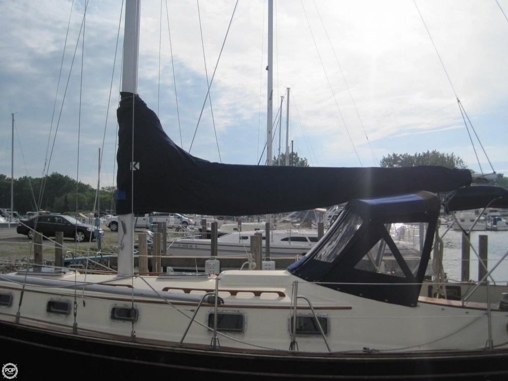 1978 Endeavour 37 Plan-A Sloop - Photo #17
