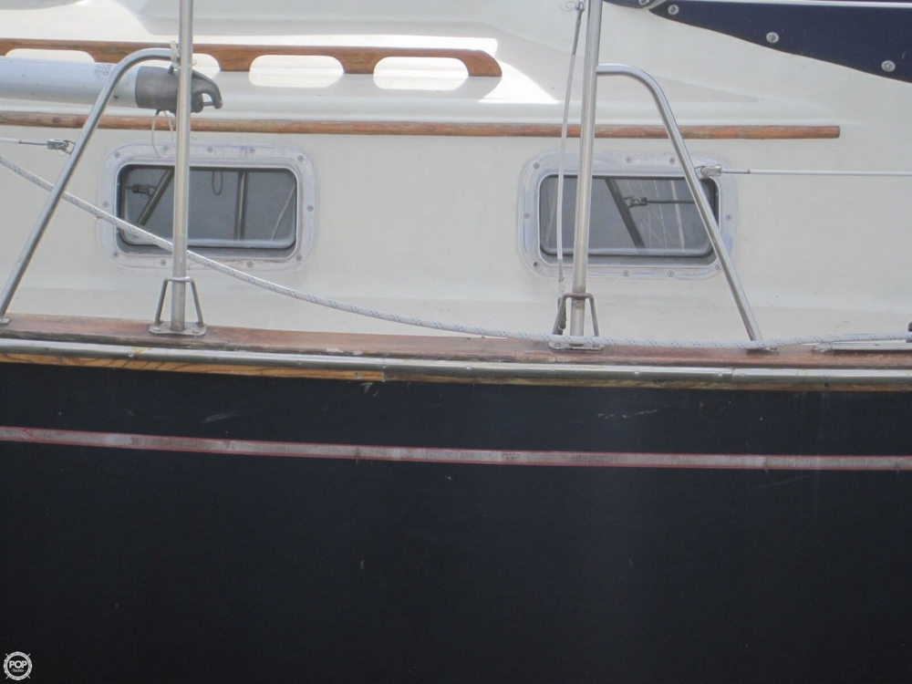 1978 Endeavour 37 Plan-A Sloop - Photo #22