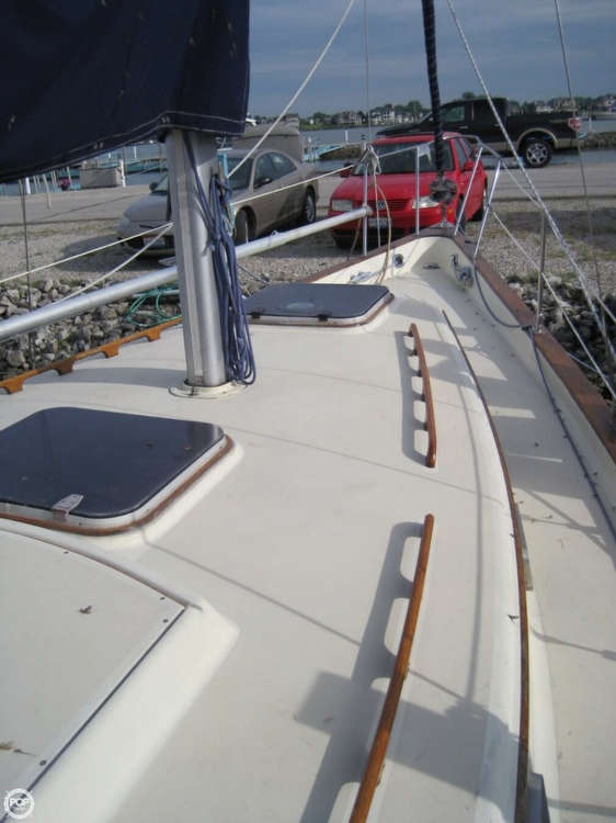 1978 Endeavour 37 Plan-A Sloop - Photo #31