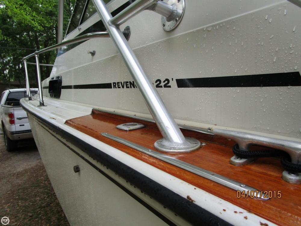1984 Boston Whaler 22 Revenge - Photo #21