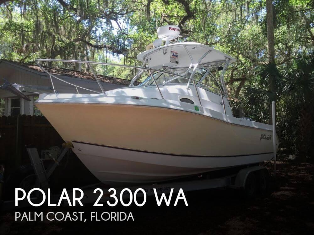 2006 Polar 2300 WA - Photo #1