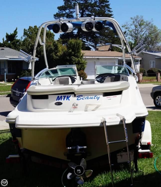 2007 Sea Ray 185 Sport - Photo #8