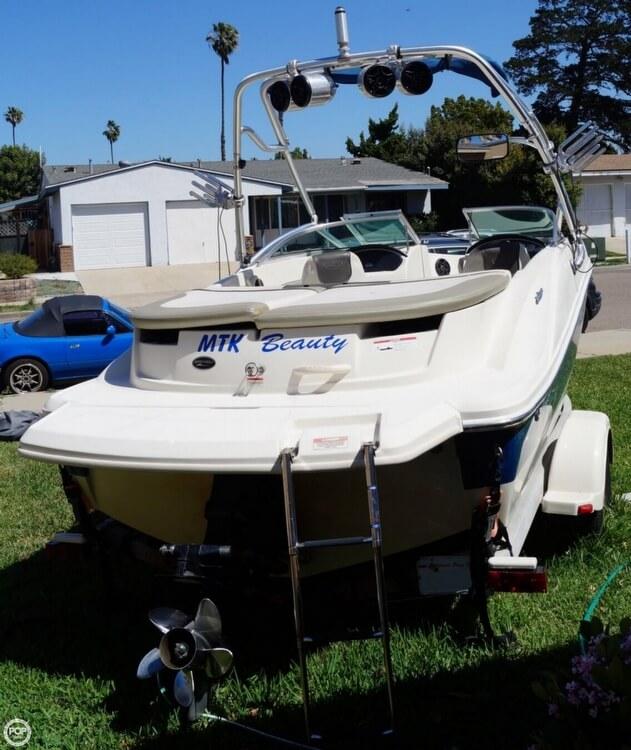 2007 Sea Ray 185 Sport - Photo #9