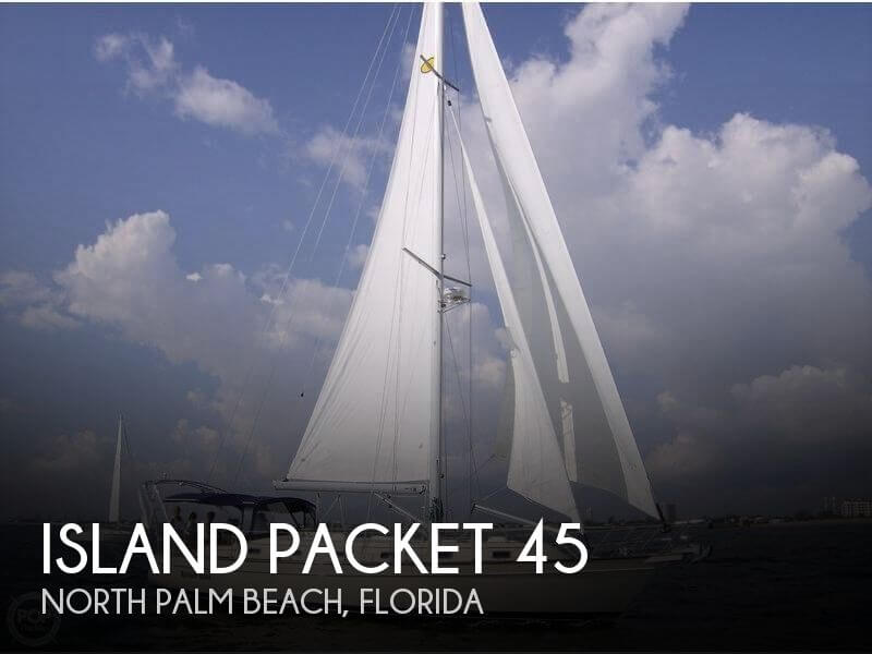 Used Island Packet Boats For Sale by owner | 2006 Island Packet 45