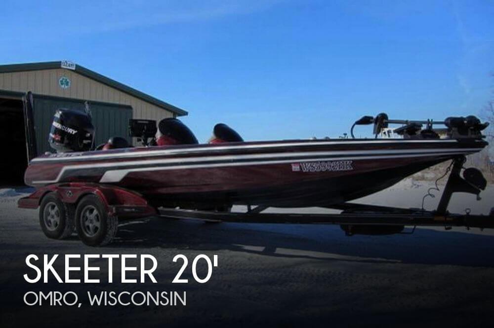 2008 Skeeter 20 I Class Series - Photo #1