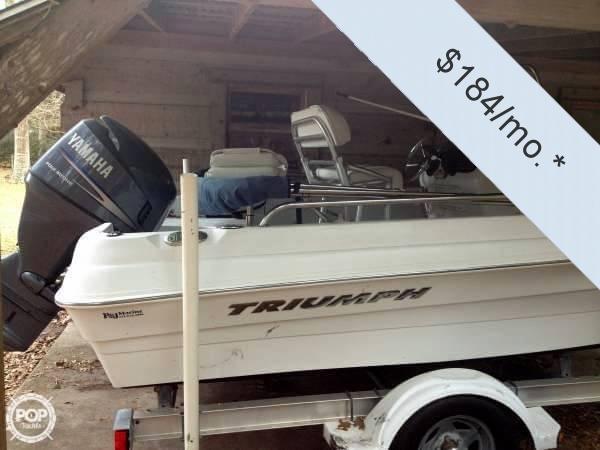 2007 Triumph 190 Bay Boat - Photo #8