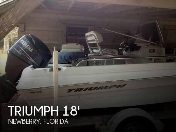 2007 Triumph 190 Bay Boat - Photo #1