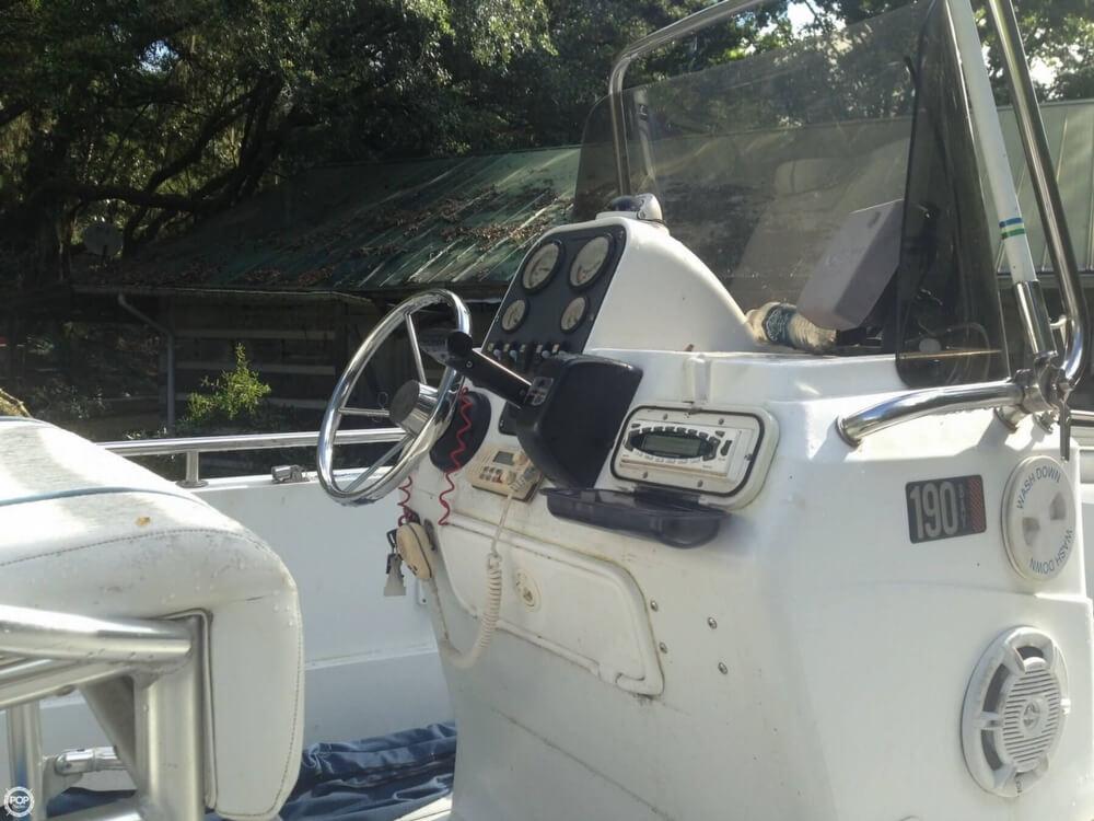 2007 Triumph 190 Bay Boat - Photo #4