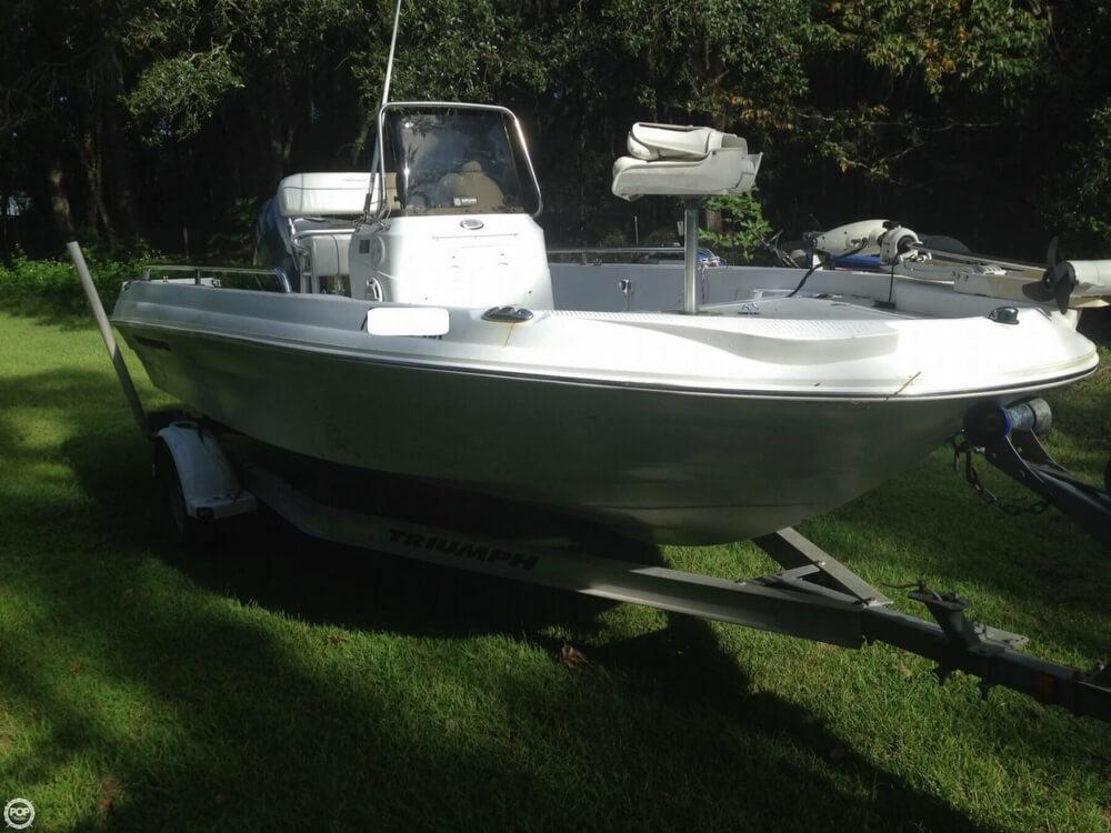 2007 Triumph 190 Bay Boat - Photo #2