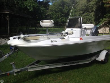 Triumph 190 Bay Boat, 18', for sale - $19,950