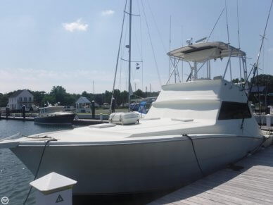 Viking 40, 40', for sale - $75,000