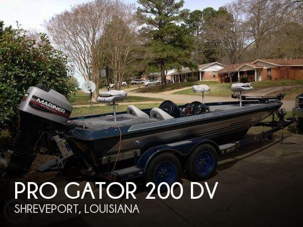 1998 Pro Gator 200 DV - Photo #1