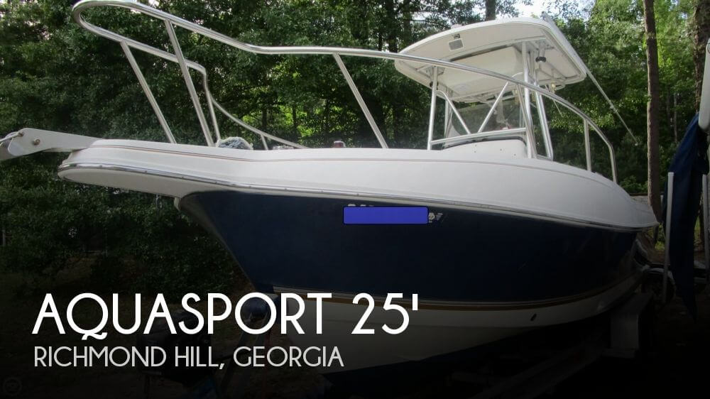 2003 Aquasport 250 Osprey - Photo #1