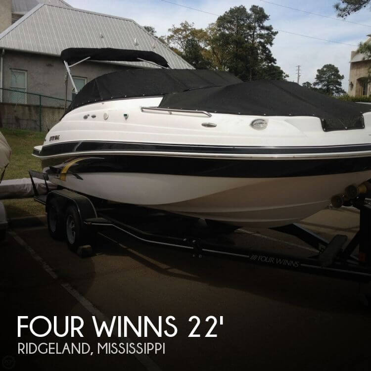 2007 Four Winns 224 Funship - Photo #1