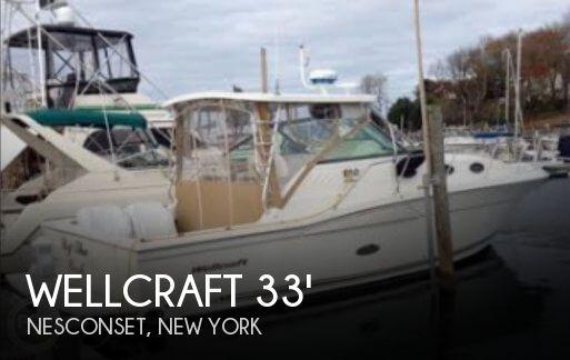 2002 Wellcraft 330 Coastal - Photo #1