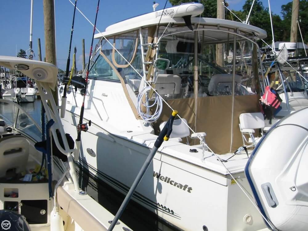 2002 Wellcraft boat for sale, model of the boat is 330 Coastal & Image # 8 of 40