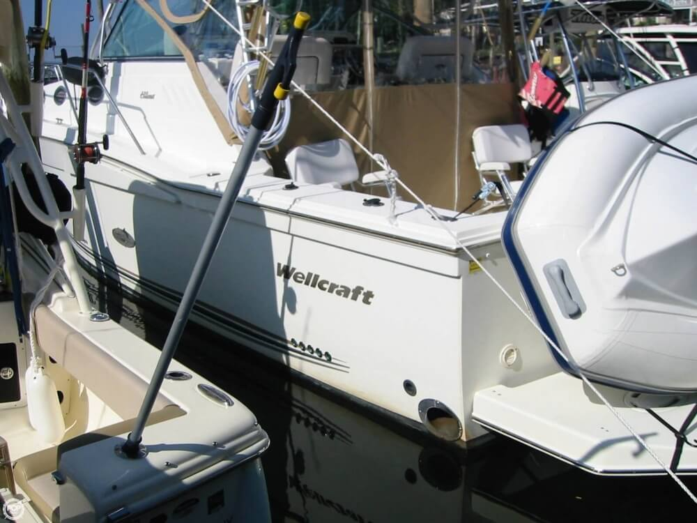 2002 Wellcraft boat for sale, model of the boat is 330 Coastal & Image # 9 of 40