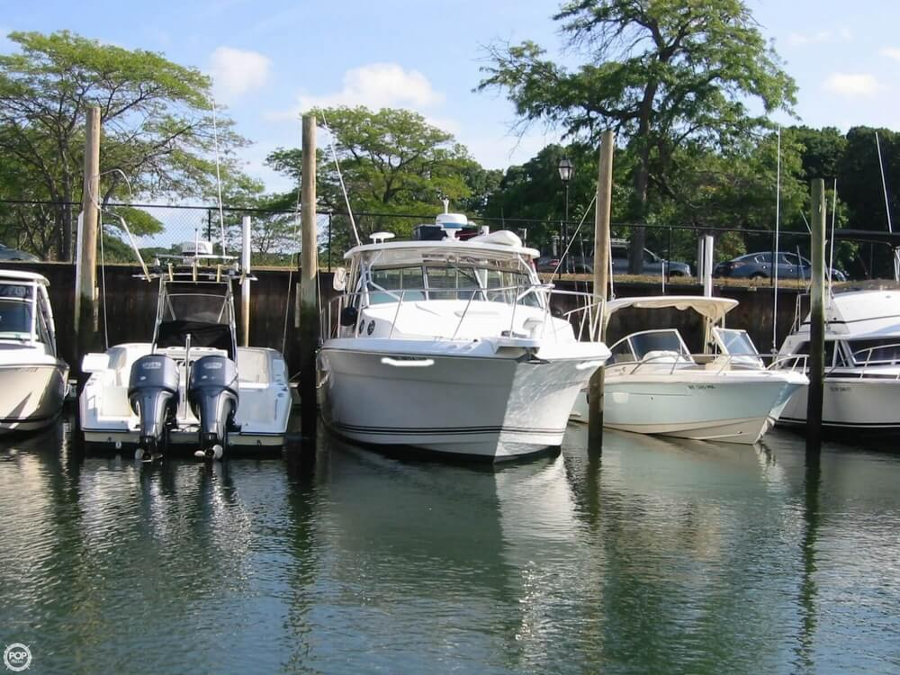 2002 Wellcraft boat for sale, model of the boat is 330 Coastal & Image # 4 of 40