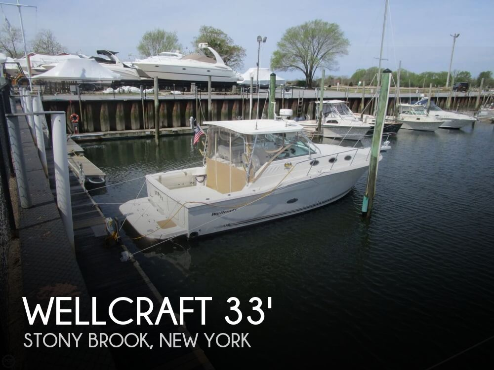 2002 Wellcraft boat for sale, model of the boat is 330 Coastal & Image # 1 of 40