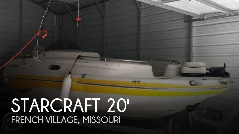 2003 STARCRAFT 2000 COASTAL OB for sale