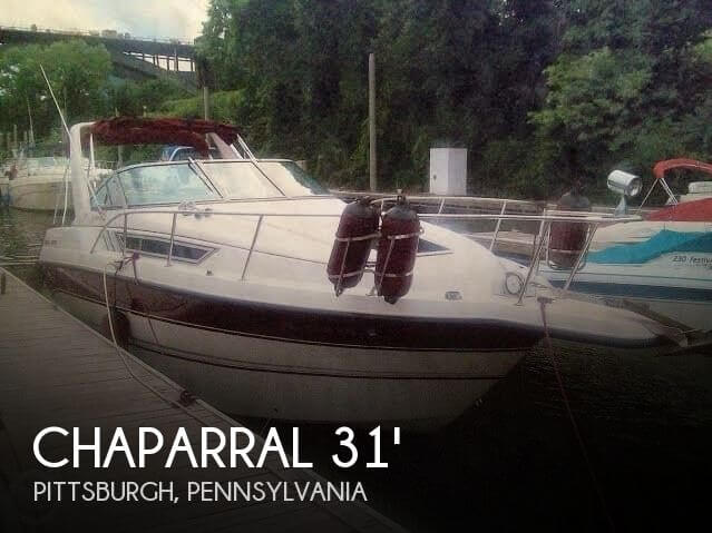 1995 Chaparral 29 Signature - Photo #1