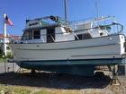 1986 Monk 36 Trawler - #1