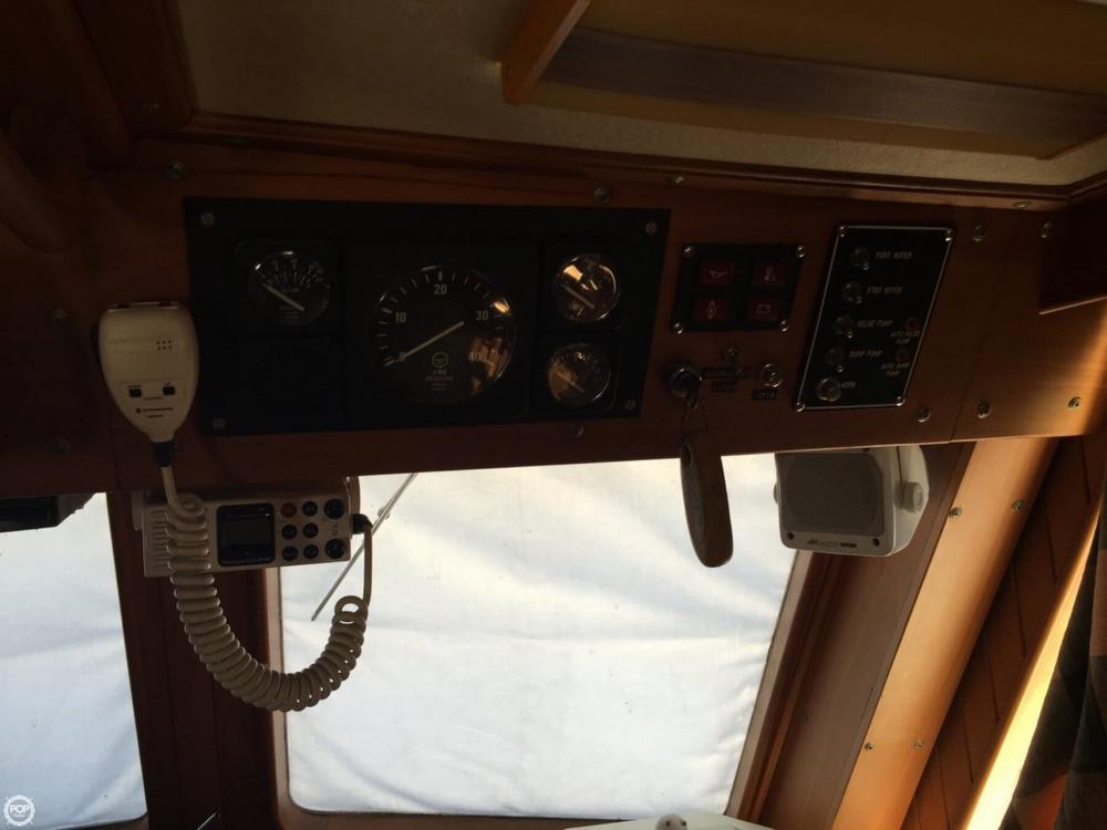 1986 Monk 36 Trawler - Photo #39