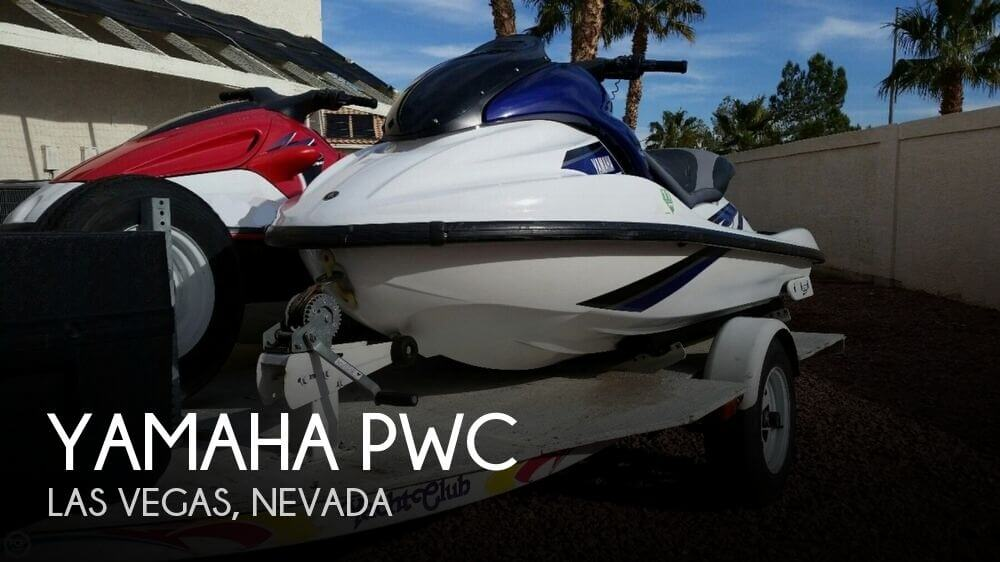 2002 Yamaha Waverunner GP 1200 R (Pair)
