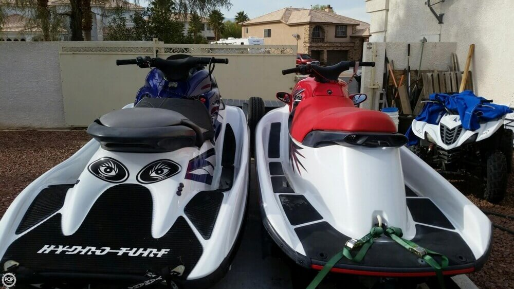 Used 2002 Yamaha Waverunner GP 1200 R (Pair) For Sale