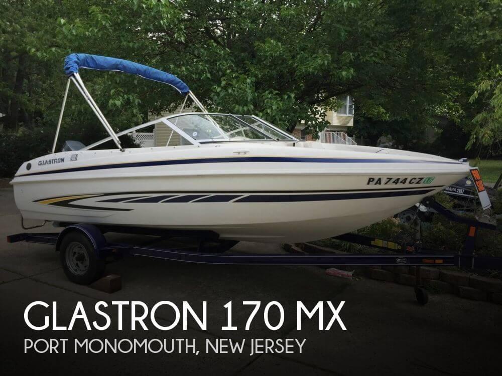 2007 Glastron 170 MX - Photo #1