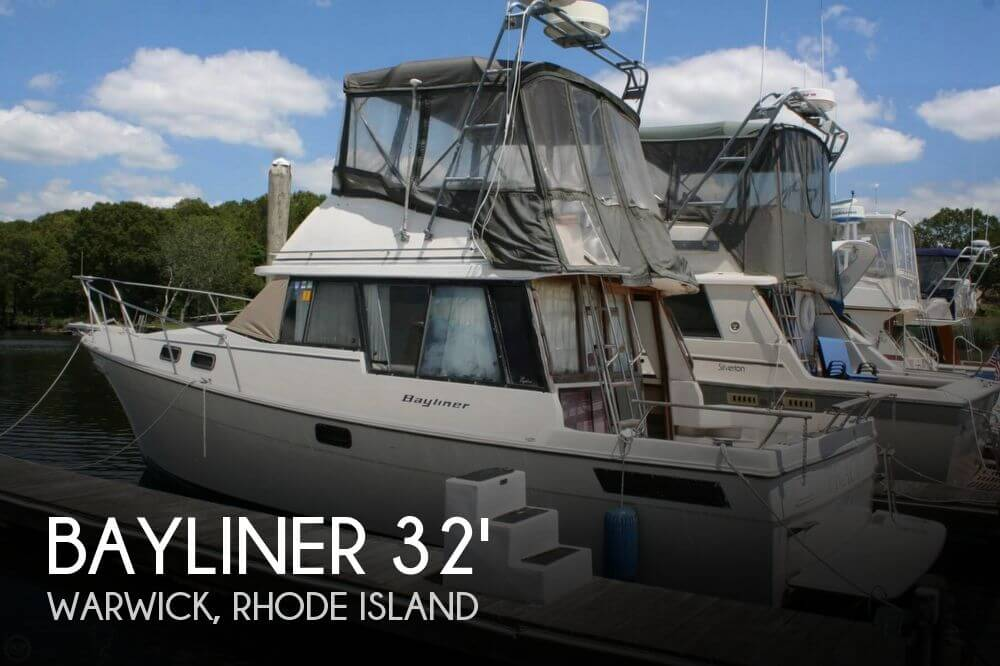 1982 Bayliner 3250 Conquest - Photo #1