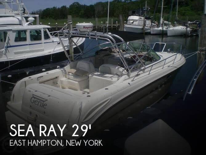 2007 Sea Ray 290 Amberjack - Photo #1