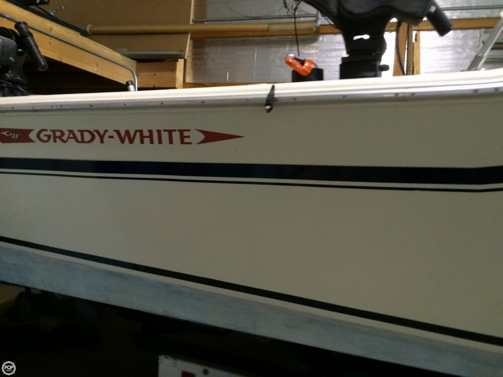 1979 Grady-White 254 Kingfish - Photo #14