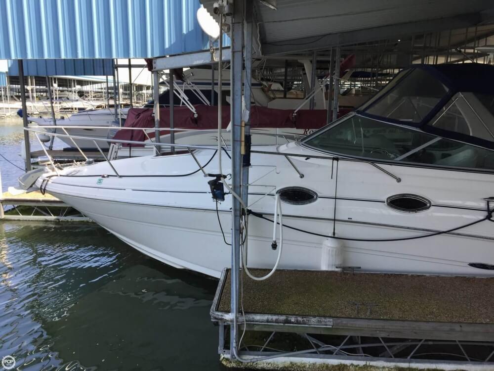 Left Side Of Boat