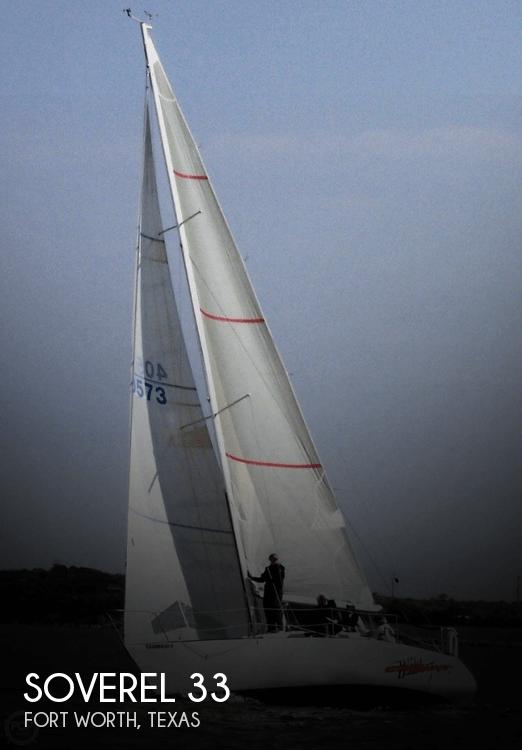 1985 Soverel 33 - Photo #1