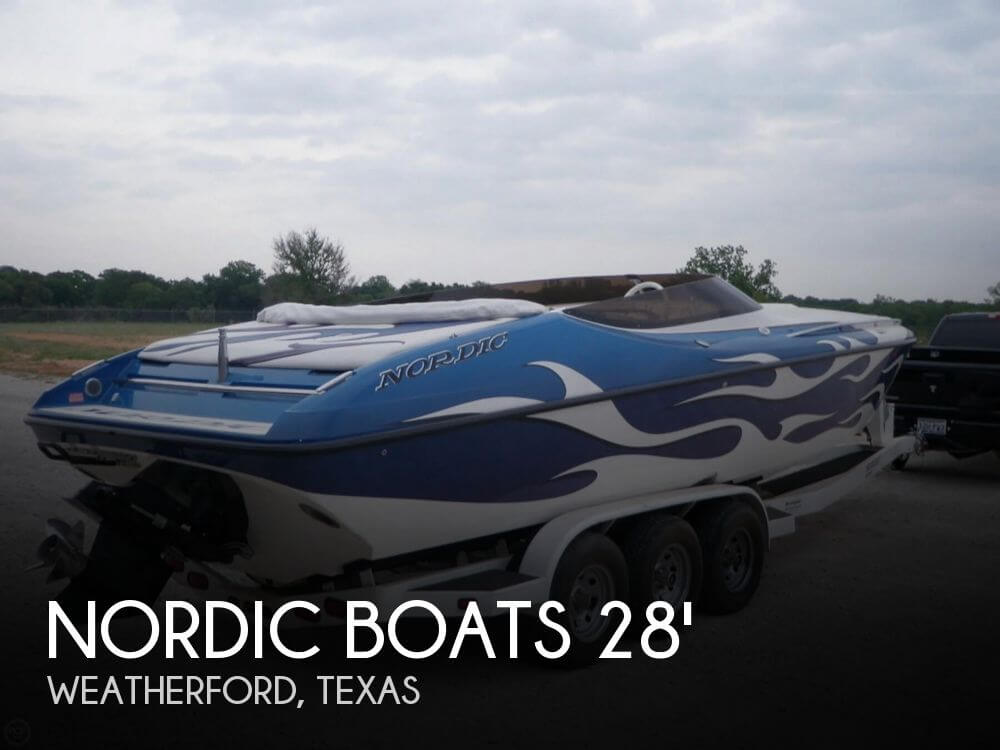 2007 Nordic Tugs boat for sale, model of the boat is Heat Open Bow w/Mid Cabin & Image # 1 of 18