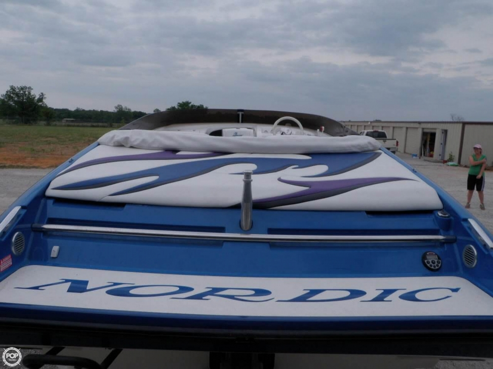 2007 Nordic Tugs boat for sale, model of the boat is Heat Open Bow w/Mid Cabin & Image # 8 of 18