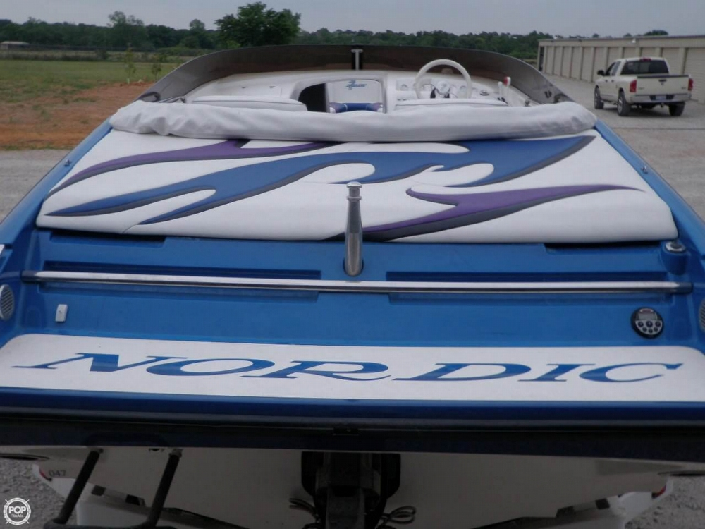 2007 Nordic Tugs boat for sale, model of the boat is Heat Open Bow w/Mid Cabin & Image # 13 of 18