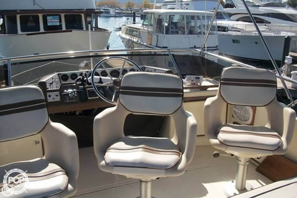 1983 Sea Ray 36 Aft Cabin - Photo #3