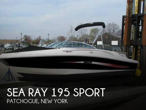 2006 Sea Ray 195 Sport - Photo #1
