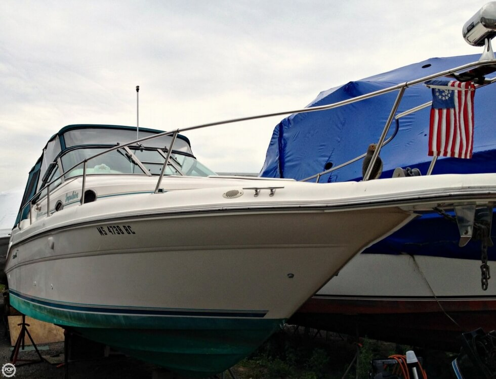 1994 Sea Ray 270 Sundancer - Photo #2