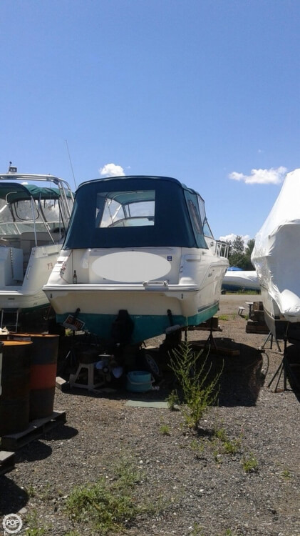 1994 Sea Ray 270 Sundancer - Photo #4