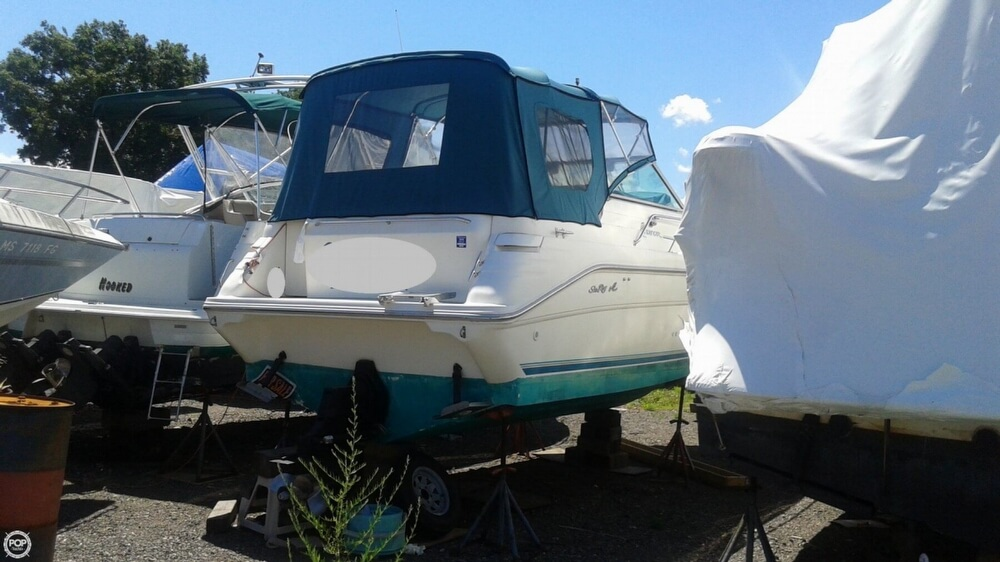 1994 Sea Ray 270 Sundancer - Photo #5