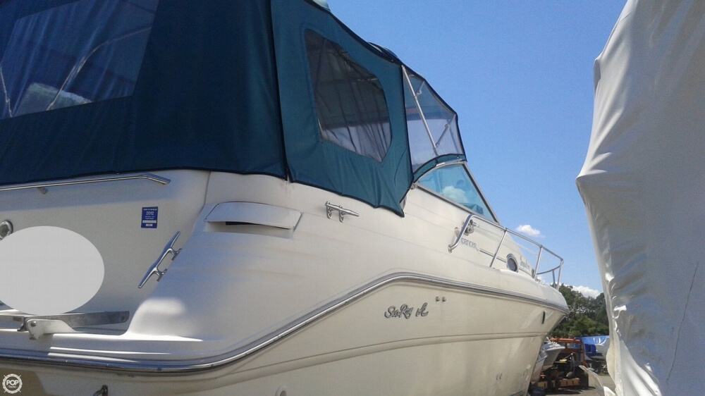 1994 Sea Ray 270 Sundancer - Photo #7